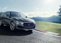 Maserati's first ever SUV to make UK dynamic debut at Goodwood