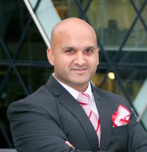 Paresh Davdra, CEO of RationalFX