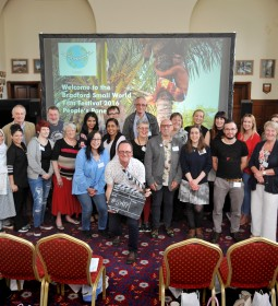 The People's Panel decide on a winner in Bradford City Hall