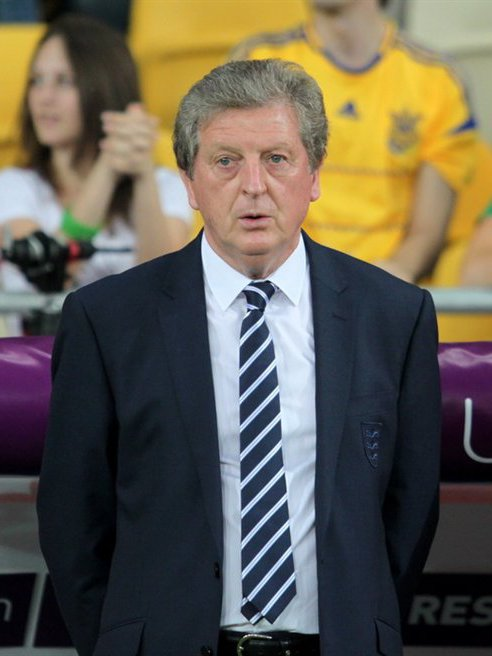 The England manager stepped down after a shock 2-1 defeat from Iceland  [Credit: Football.ua]