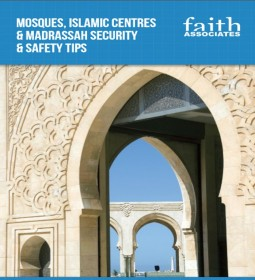 Security Leaflet Front Cover