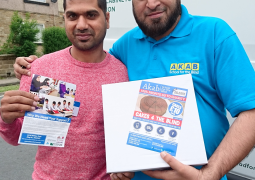 REGIONAL NEWS: Bradford friends sell chocolate cake to help the blind