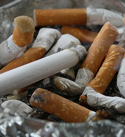 Should smokers be held more accountable for their own health costs?