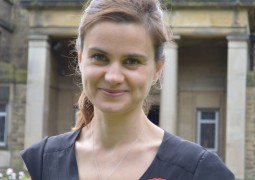 Tribute: 'Proud and pleased Jo Cox was my MP. We were lucky to have her!'