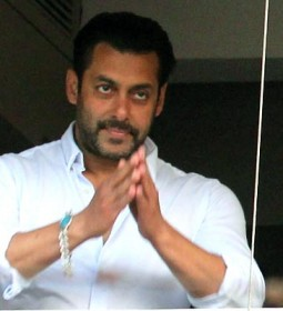 Salman Khan made the comments whilst being interviewed for his upcoming movie 'Sultan'