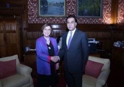 Lord Speaker welcomes cooperation between the UK and Pakistani parliaments