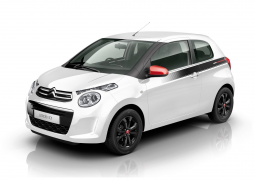INTRODUCING THE SPORTY LOOKING NEW CITROËN C1 FURIO