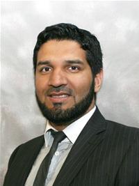 Labour councillor Sarfraz Nazir