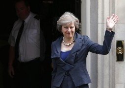 Theresa May becomes UK's second female Prime Minister and appoints Boris Johnson as Foreign Secretary