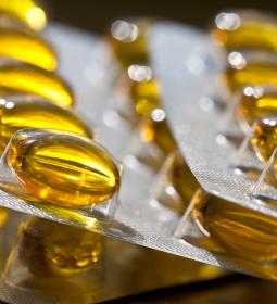 vitamin tablets low