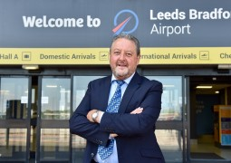 David Laws appointed new Chief Executive of Leeds Bradford Airport