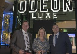 World's first UNESCO City of Film, get's England's first ODEON Luxe cinema