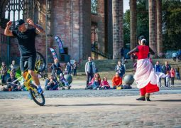 Bradford raised choreographer returns to city with a double bill of dance, live music, BMX and cooking