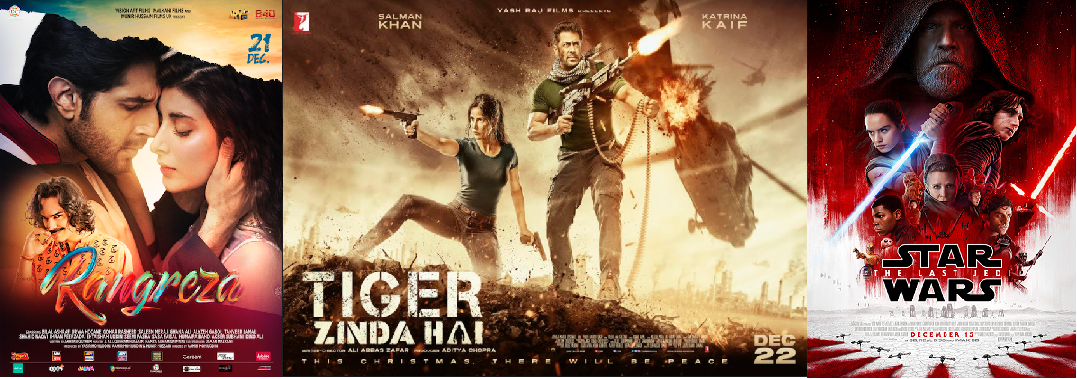 leading cinema chain odeon is set to open its doors on christmas day with new bollywood film tiger zinda hai taking centre stage alongside some of the - Christmas Day Movie Releases