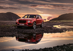 Introducing the Bentley Bentagya V8 – Performance and Precision