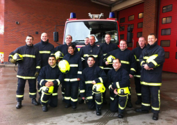 West Yorkshire fire service are inviting people to get #FirefighterFit ahead of their recruitment campaign for new firefighters, with a special focus on women and people from BAME backgrounds to have a go