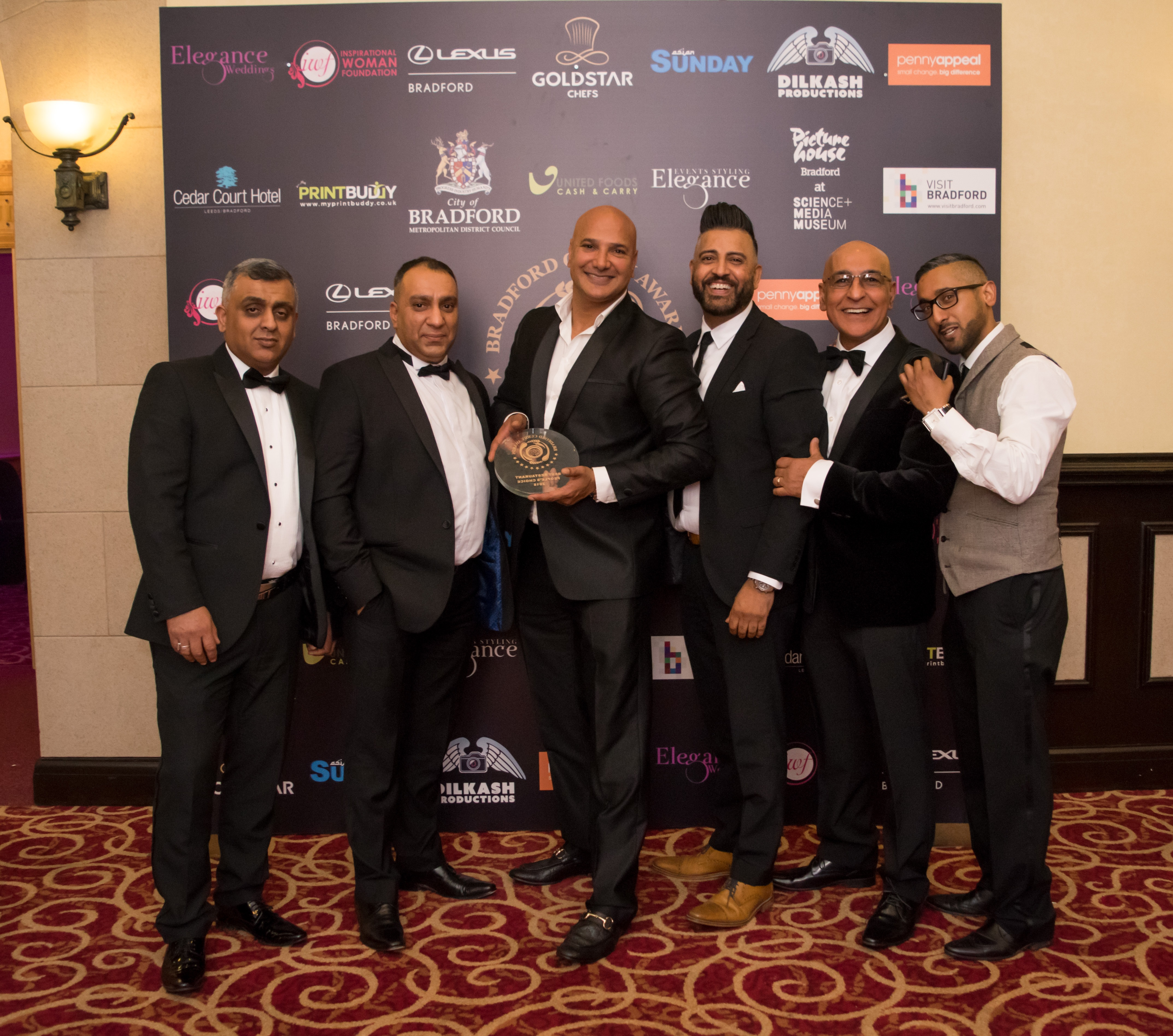 Winners Of The First Ever Bradford Curry Awards Revealed