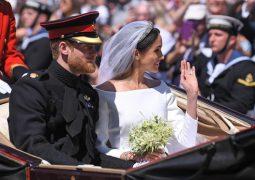 Highlights of the Royal Shaadi of Prince Harry & Meghan Markle
