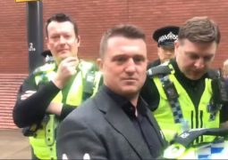 Ex- EDL Leader Tommy Robinson has been jailed for 13 months
