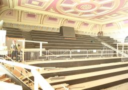 IN PICTURES: Sneak peak of renovations inside Bradford's historic theatre – St George's Hall
