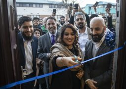 Local MP opens Islamic Relief's new regional office