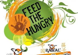 Café Rawal offering free meals to those in need