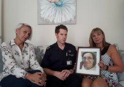 Fire warning label changes welcomed by bereaved family