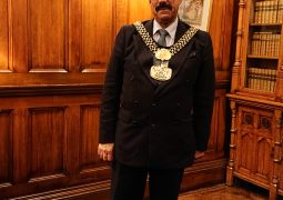 Bradford's Lord Mayor Christmas message for 2018