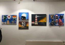 'Ways of Communicating' art exhibition launches at Kala Sangam