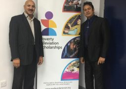 Bradford charity to support 10,000 Pakistanis
