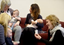 New scheme encourages businesses to provide welcoming settings for new mums