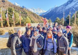 British Muslim Women climb Mount Everest Basecamp and raise over £230,000 for charity