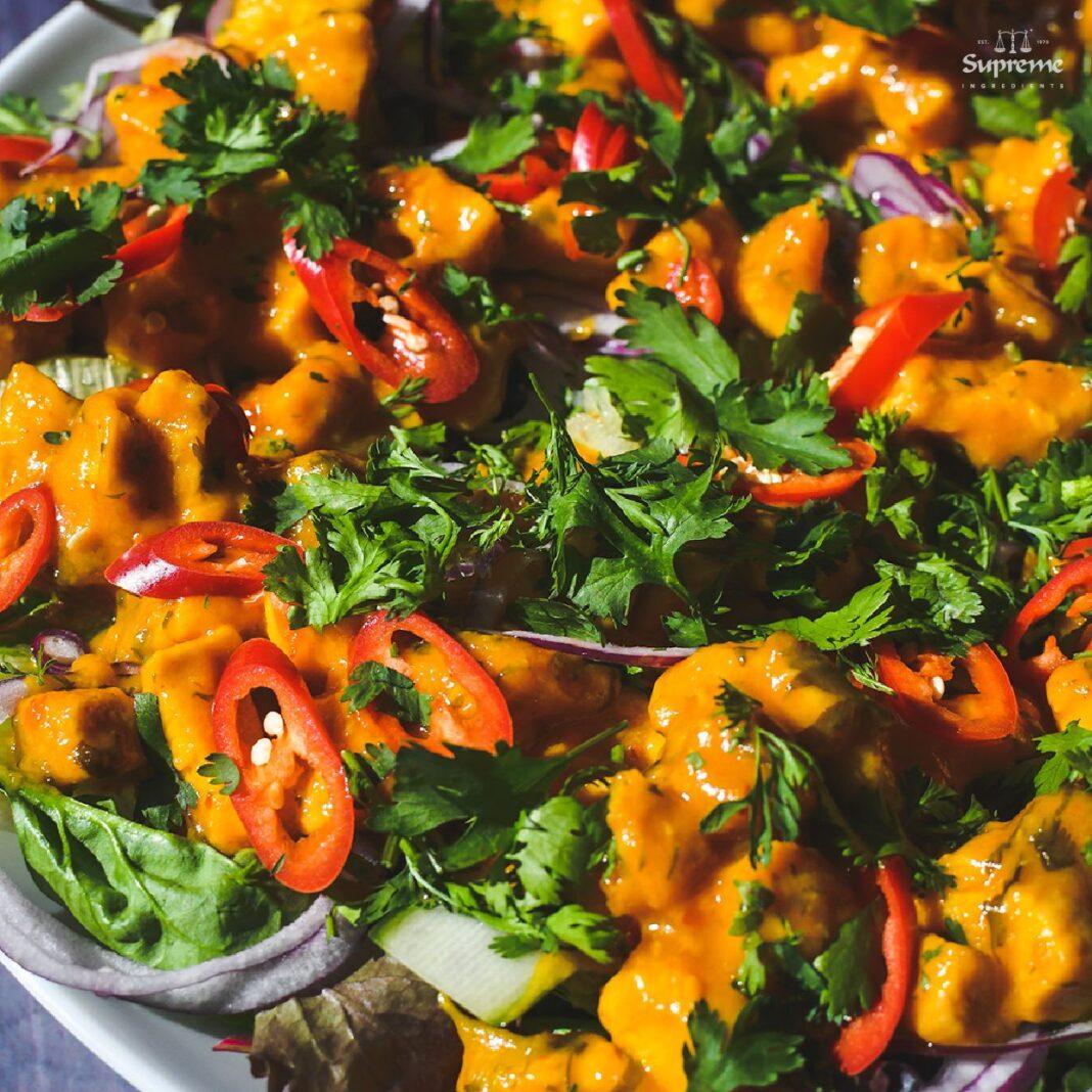 Mango & Chilli Chicken Salad